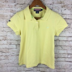 Vineyard Vines Susie Fit Polo Shirt Embroidered